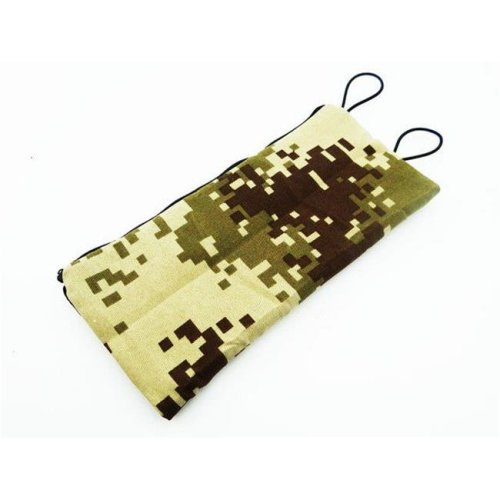 Hot Racing HRAACC58CM04 1 is to 10 Special Forces Digital Camo Sleeping Bag Spare Parts Set, Black
