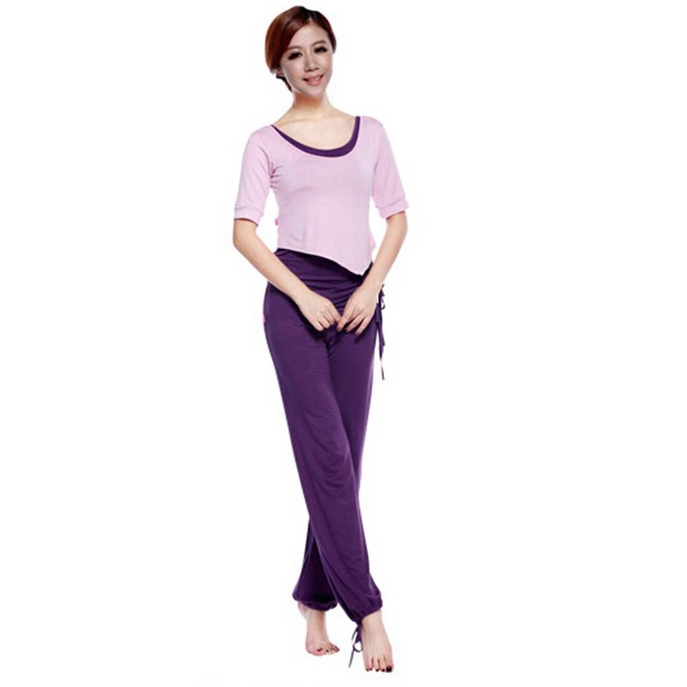 136299b2f446 Womens Workout Clothes Yoga Cloth Set 3 Pieces Fitness Gym Clothes Dance  Outfit ...