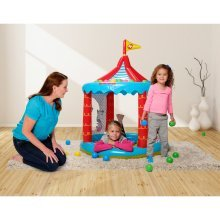 Fisher Price Circus Ball Pit BW93505 Interactive Childrens Gift Ideas BRAND NEW