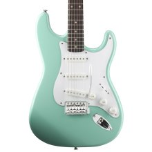 Fender Squier Affinity Stratocaster, Surf Green, Rosewood Fingerboard
