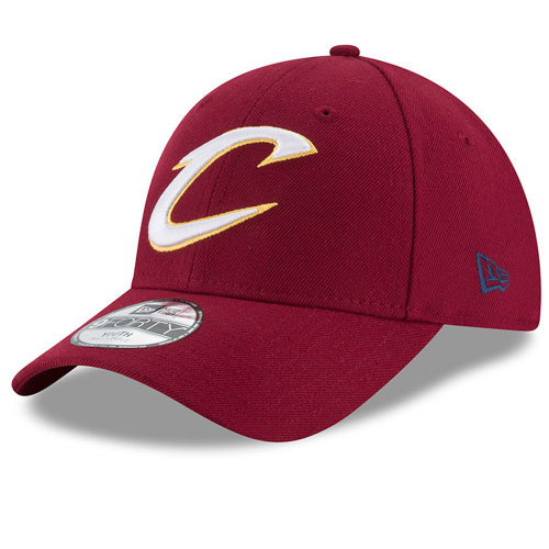 save off be343 c17a8 New Era 9Forty Adjustable Curve Cap ~ Cleveland Cavaliers on OnBuy