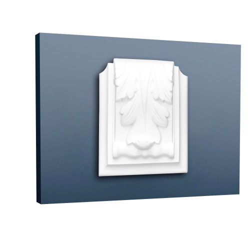 Orac Decor C307A LUXXUS Corner element piece for cornice moulding C307