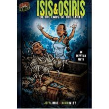 Isis & Osiris:  To The Ends of The Earth   (An Egyptian Myth)