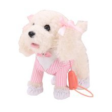 Toy Puppy – Battery Operated Walking Dog