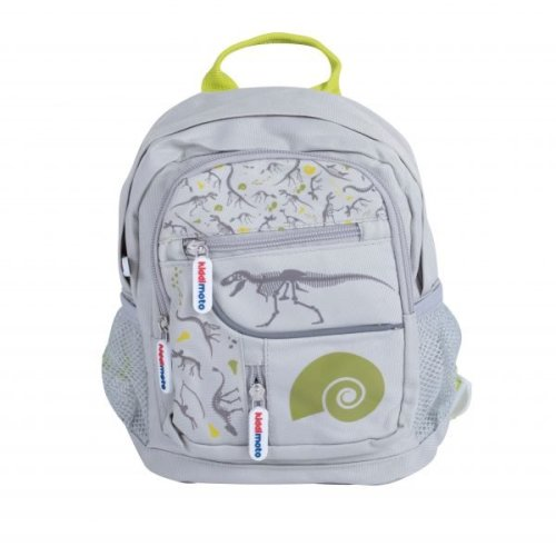 Kiddimoto Fossil Back Pack - Size: 24cm x 22cm