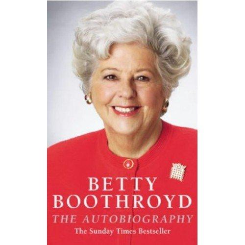 Betty Boothroyd Autobiography