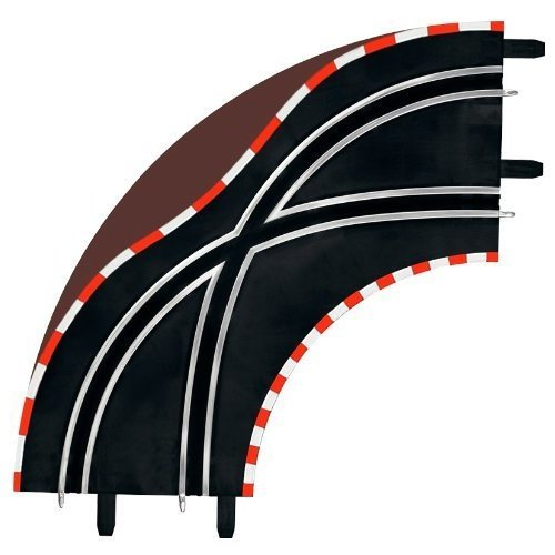 Lane Change Curve (2) - GO!!!/Digital 143 Accessory - Carrera CA61655