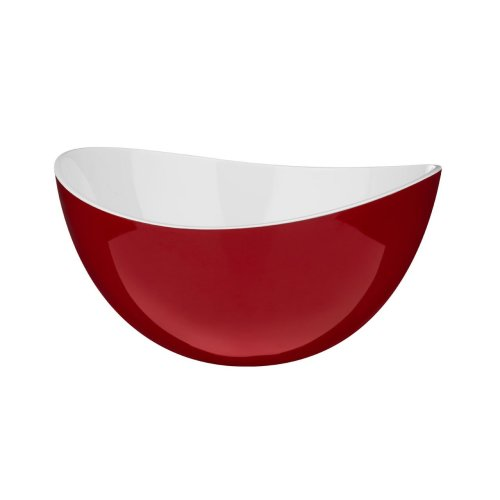 Serving Bowl, Red