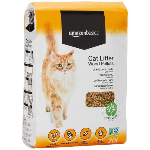 Cat Litter Wood Pellets 30L