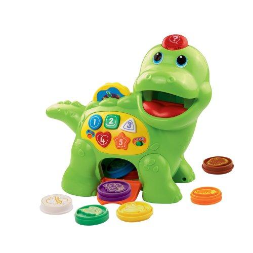 VTech Baby Feed Me Interactive Dino