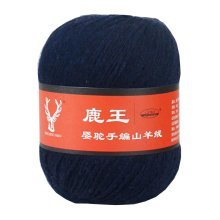 Cashmere Blended Yarn Soft and Warm Crafts Knitting