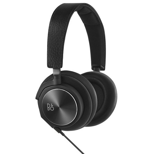 B&O PLAY by Bang & Olufsen BeoPlay H6 Second Generation Over-Ear Headphones with 3-Button Remote