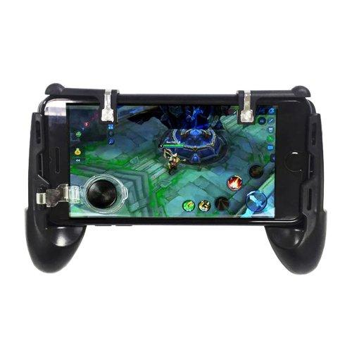 Gaming Joystick Mobile Phone Gamepad Holder Shooter for PUBG Fortnite