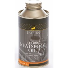 Lincoln Classic Neatsfoot Oil: 500Ml