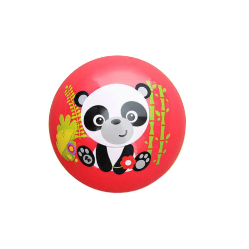 Panda Style Sports Balls Bouncing Ball for Children's Christmas Gifts