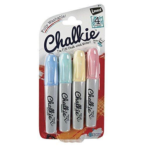 Toysmith Chalkie Chalk Writer (4-Piece)