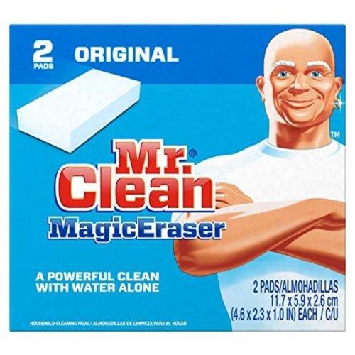 Merchandise 3411257 Mr Clean Magic Eraser, 2 Count