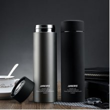 HAERS Vacuum Stainless Steel Water Bottle