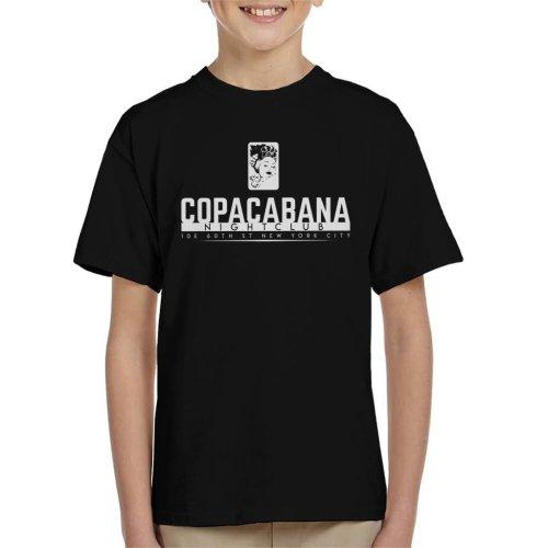 Copacabana Nightclub Goodfellas Kid's T-Shirt