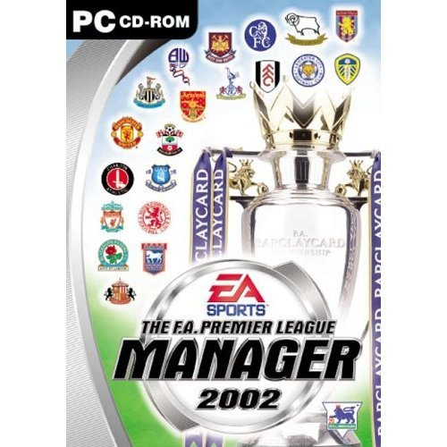 The F.A. Premier League Manager 2002 (PC CD)