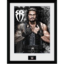 Wwe Roman Reigns Photo Collector Print