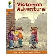 Oxford Reading Tree: Level 8: Stories: Victorian Adventure