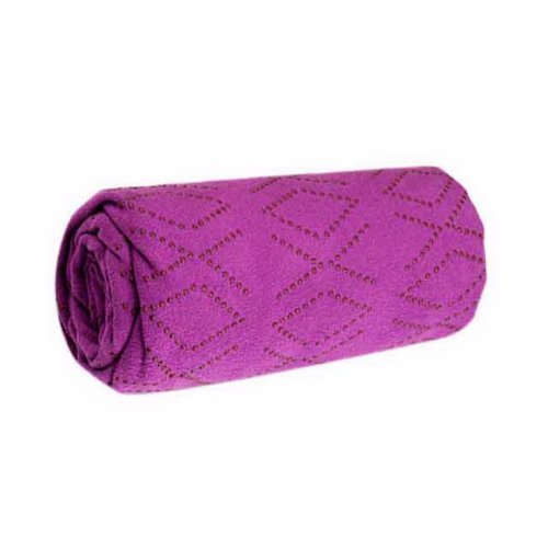 Widen Yoga Shop Towel Non-slip Yoga Blanket Sweat Fitness Mat Towels Dark Purple
