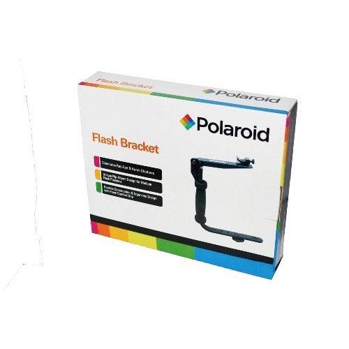 Polaroid Flip Mount Flash Bracket For Digital SLR Cameras