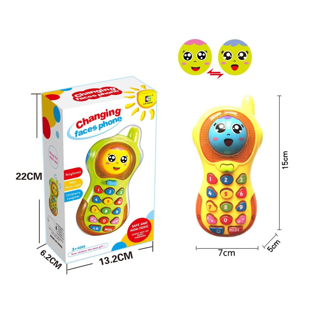 Toys Phone 6 Months Old Boys Baby Girl Toy 1 Year Boy Kid Children Gift 3 12 Birthday On OnBuy