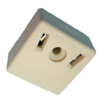 W4 2 Pin Surface Mounted Plug Socket