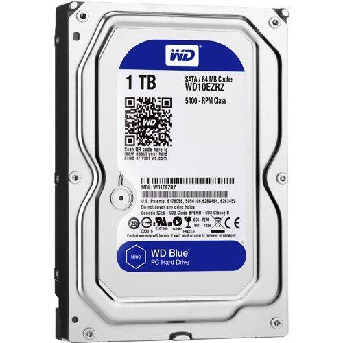 1TB WD Blue SATA3 6Gb/s 64Mb Hard Drive