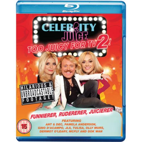 Celebrity Juice - Too Juicy for Tv 2!