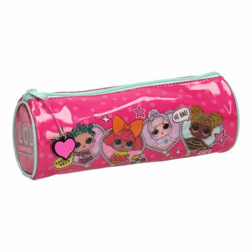L.O.L. Surprise ! School Pencil Case Pouch Bag LOL Glitter Series Doll Confetti Pop Cases for Girls Holiday Activity