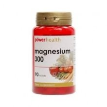 Power Health - Magnesium 300mg 90 tablet