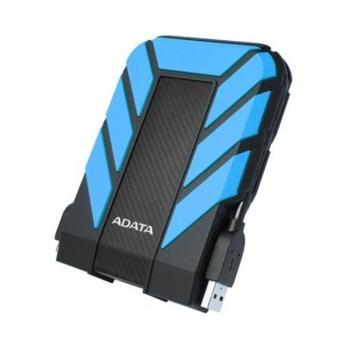 """Adata 4Tb Hd710 Pro Rugged External Hard Drive 2.5"""" Usb 3.1 Ip68 Water/Dust AHD710P-4TU31-CBL"""