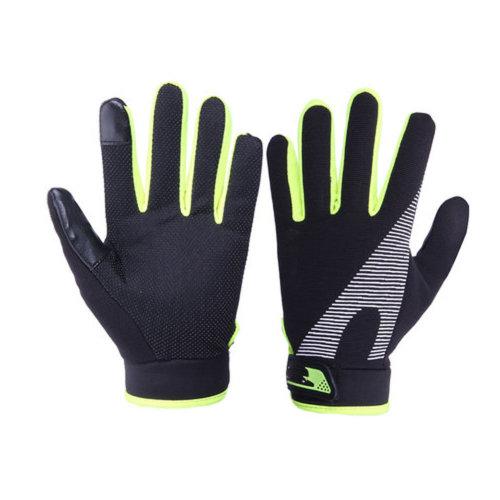 Classic Simple Design Men Sports Gloves Non-slip Sport Gloves-A5