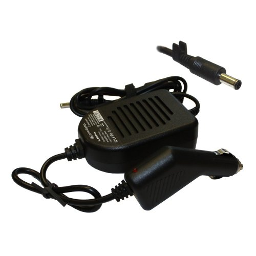 Samsung Series 3 NP305E5A Compatible Laptop Power DC Adapter Car Charger