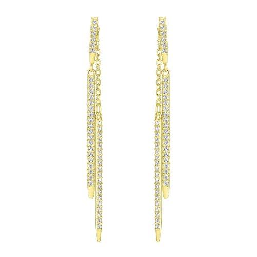 Swarovski Fine Pierced Earring Jackets - 5231806