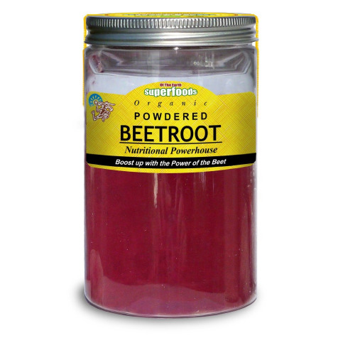 Of the Earth Organic Powdered Beetroot 250g