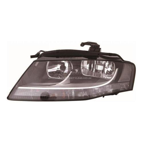 Audi A4 B8 (8K) Estate 4/2008-5/2012 Halogen Headlight Lamp Passenger Side N/S