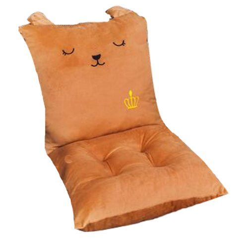 Cute Memory Foam Chair Pad And Cushions Khaki