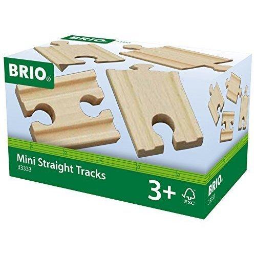 BRIO Track - Mini Straights