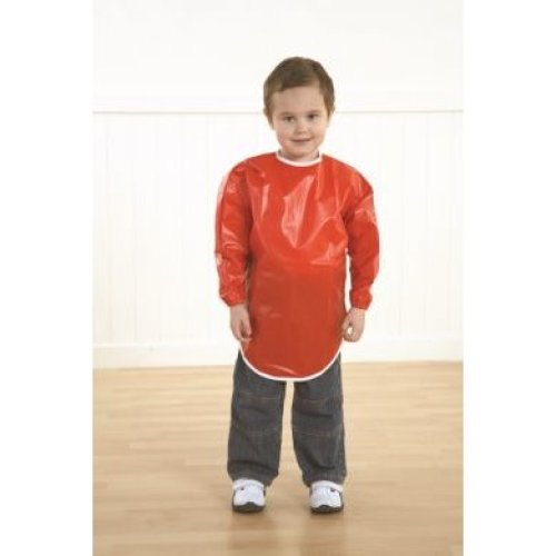 Childrens Waterproof PVC Aprons Age 9-10 Years (A1447)