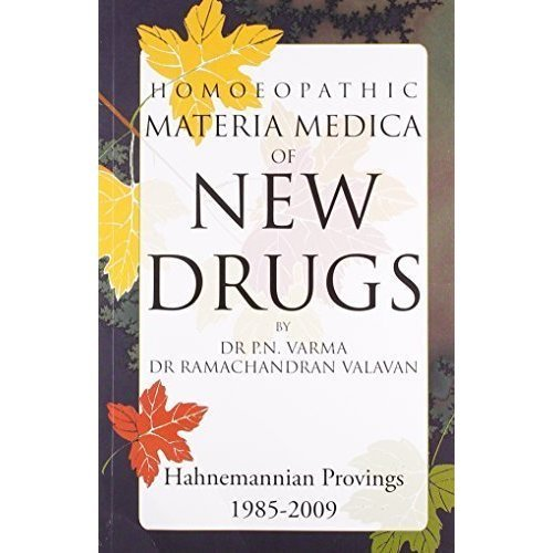Homoeopathic Materia Medica Of New Drugs [Paperback] [May 05, 2011] Dr. P.N
