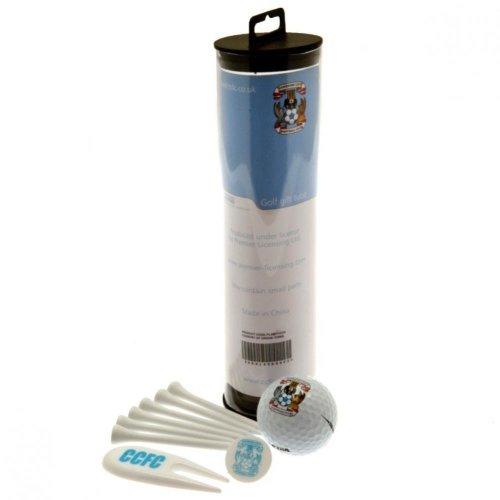 Coventry City FC Golf Gift Tube