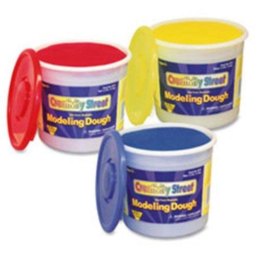 Chenille Kraft Company CKC4070 Modeling Dough, Non-Toxic, 3.3 lbs, Blue