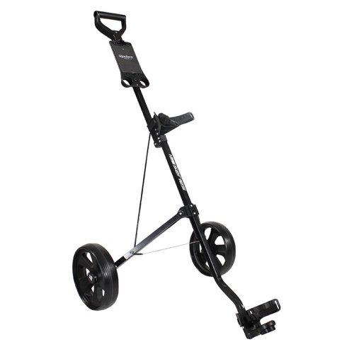 Golf Trolleys | Masters 1 Series 2 Wheel Pull Golf Trolley Lightweight