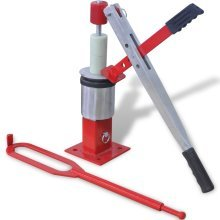 vidaXL Mini Tyre Changer Red
