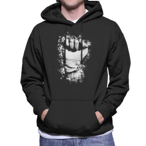 Muhammad Ali Rumble In The Jungle Promo 1974 Men's Hooded Sweatshirt