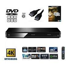 Panasonic DMP-BDT380EB Multi Region Free DVD PlayBack